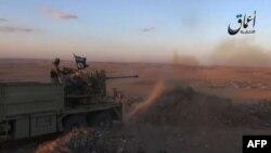 «Իսլամական պետության» զինյալները Սիրիայում, 23-ը սեպտեմբերի, 2014թ․