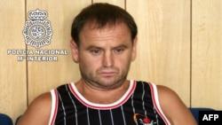 Former Bosnian Serb paramilitary member Veselin Vlahovic