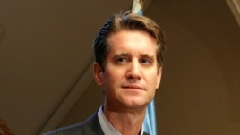 U.S. Ambassador Matthew Bryza (file photo)