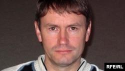 Pastor Vyachaslau Hancharenka