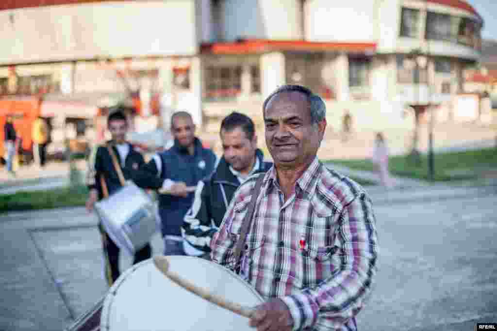 The Drummers Of Macedonia's Semka Band #19