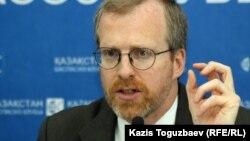 Дейвід Креймер, керівник правозахисної організації Freedom House