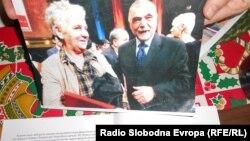 Ivanka Šućur i Stjepan Mesić