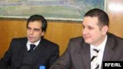 Đovani de Filipis i Aleksandar Ljubić, Foto: Branko Vučković