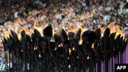 Олімпійський вогонь
