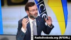 Георгій Логвинський, колишній народний депутат України