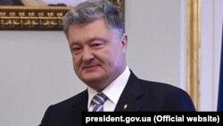 Петро Порошенко, Украина президенті.