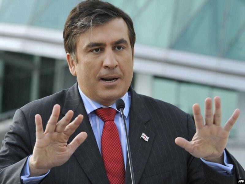 Украина: Давида Саакашвили отпустили