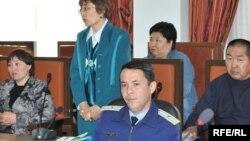 Заседание суда присяжных. Иллюстративное фото.