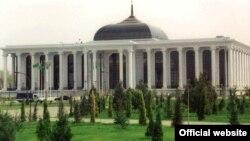 Türkmenistanyň Mejlisiniň binasy