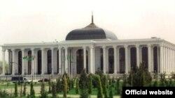 Türkmenistanyň Mejlisi, Aşgabat