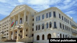 Azerbaijan -- Prosecutor General's Office. FILE PHOTO