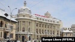 Clădirea Academiei de Studii Economice din București