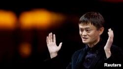 Джек Ма (Ма Юнь), основатель и председатель совета директоров компании Alibaba Group