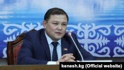 Спикер парламента Кыргызстана Дастан Джумабеков.