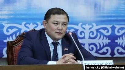 Ղրղըզստանի խորհրդարանի խոսնակ Դաստան Ջումաբեկով, արխիվ