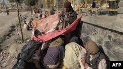 آرشیف٬ معتادان مواد مخدر در شهر کابل
