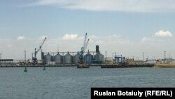 Каспийдің қазақстандық бөлігіндегі мұнай кенішінің инфрақұрылымы