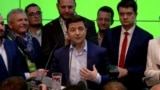 Zelenskiy Promises Ukrainians 'I Will Never Let You Down'