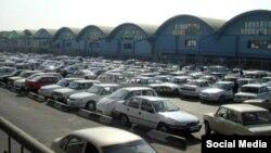 Во время антитеррористических учений 5 июля на время была закрыта автостоянка возле оптового рынка «Урикзор».