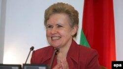 Председатель Центризбиркома Белоруссии Лидия Ермошина: «Все мои родные, знакомые знают, что я, мало того, что бедна, так еще и кристально честна»