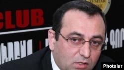 Armenia - Artsvik Minasian, a parliament deputy from the Armenian Revolutionary Federation.
