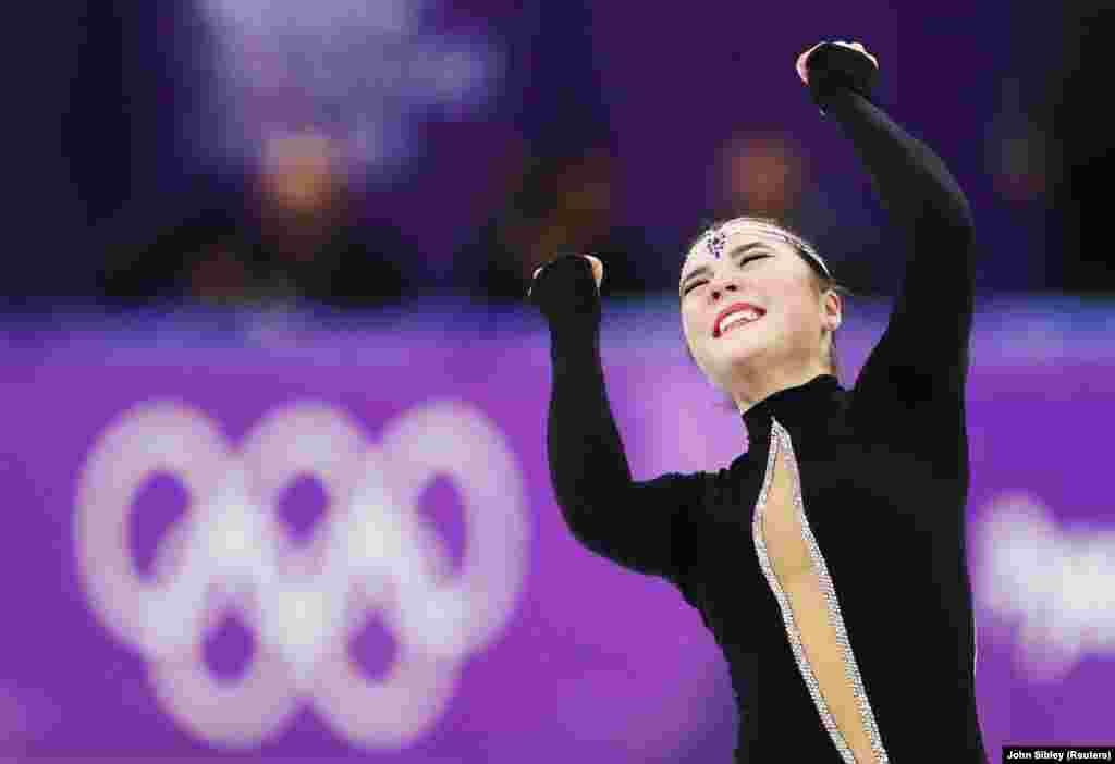 Участие Айзы Мамбековой в первой в ее карьере Олимпиаде завершено. Она надеется попасть на зимние Олимпийские игры в Пекине в 2022 году.