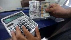 Gara bazarda dollar 22 manatdan aşak düşdi