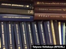 Книжный шкаф Анатолия Разумова