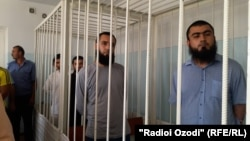 Tajiks sentenced for extremism