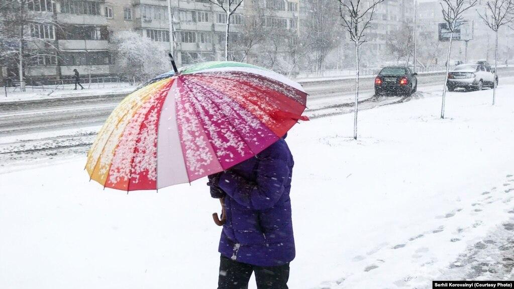 На півночі та заході України 22 грудня сніжитиме – синоптики 7f4445887fa79