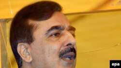 "Pakistani Prime Minister Yousaf Raza Gilani: Details coming ""very soon"""