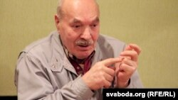 Міхась Кукабака, архіўнае фота