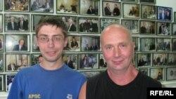 Іван Парнікоза, Володимир Борейко