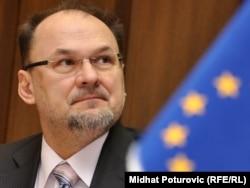 Jelko Kacin, izvestlac Evropskog parlamenta za Srbiju