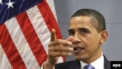 President-elect Barack Obama wants the remainder of his predecessor's fiscal package available now.