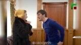 Ислам Кадыров угрожает женщине // Islam Kadyrov