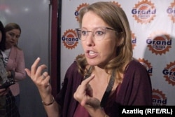 Ksenia Sobchak: Heir apparent?