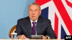 Қазақстан президенті Нұрсұлтан Назарбаев. Астана, 1 шілде 2013 жыл