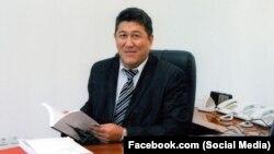 Чолпонбек Абыкеев. Архивное фото.