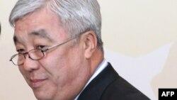 Қазақстан сыртқы істер министрі Ерлан Ыдырысов.