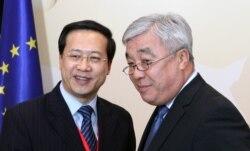 Интервью с послом Казахстана в США Ерланом Идрисовым
