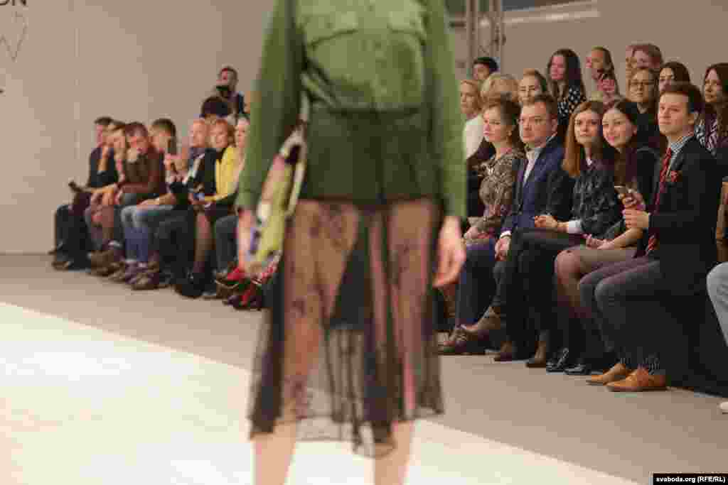 Belarus -Belarus Fashion Week, Minsk, 23oct2015