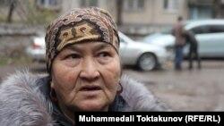 Бишкек шаарынын тургуну