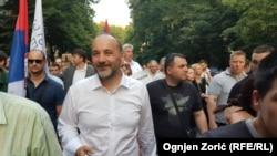 Saša Jankovic, lider Pokreta slobodnih građana