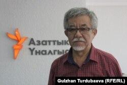 Сүрөтчү Бекбосун Жайчыбеков.
