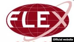 """""""Flex"""" programmasynyň logotipi"""