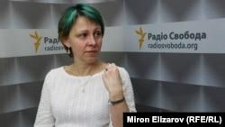 Радник міністра інформаційної політики України Юлія Каздобіна
