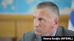 Deputeti shqiptar në Parlamentin e Serbisë, Shaip Kamberi.