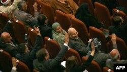 تصويت في مجلس النواب العراقي
